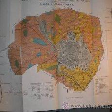 Libros antiguos: VILANOVA Y PIERA, JUAN: GEOLOGIA AGRICOLA. 1879 - PRIMERA EDICIÓN.. Lote 43677254