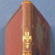 Libros antiguos: ELEMENTOS DE GEOGRAFÍA ASTRONÓMICA. JUAN DE DIOS DE LA RADA Y DELGADO. BARCELONA 1885. Lote 44053537
