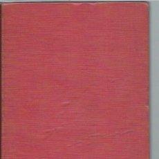Libros antiguos: CURSO DE ÁLGEBRA, MIGUEL MARTÍNEZ GARCÍA, MADRID, TIP. JAIME RATÉS 1914. Lote 44215298