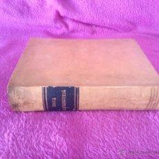 Libros antiguos: ELEMENTOS DE FISICA EXPERIMENTAL, D. ANTONIO CIBAT 1814. Lote 44285176