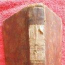 Libros antiguos: LICIONES DE MATHEMATICA O ELEMENTOS GENERALES DE ARITHMETICA Y ALGEBRA - P. THOMAS CERDA (1758). Lote 44700215