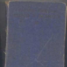 Libros antiguos: FISICA- A.MINGARRO- AÑO 1936. Lote 44724251