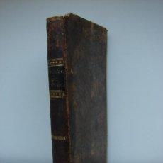 Libros antiguos: DESCRIPCION GEOGNOSTICA DE LAS ROCAS QUE COMPONEN LA PARTE SOLIDA DEL GLOBO TERRAQUEO. 1802. Lote 45670987