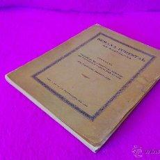 Libros antiguos: SEMANA FORESTAL DE BARCELONA, PRACTICAS DE APROVECHAMIENTOS DE PRODUCTOS VARIOS DEL MONTE 1929. Lote 45697369