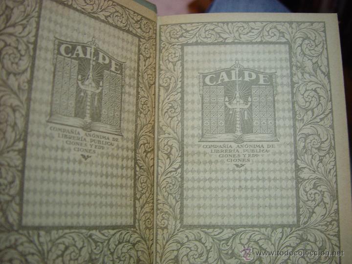 Libros antiguos: FISICA . MANUALES GALLACH ( EDUARDO LOZANO ) CALPE. - Foto 2 - 45735576