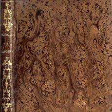 Libros antiguos: MANUAL DEL JARDINERO – AÑO 1848. Lote 46001784