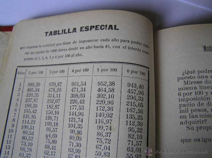 Libros antiguos: 1904 LIBRO AUXILIAR DE LA PAUTA TRASMISIVA DE LOS NÚMEROS D.R. MAS TAYEDA 2ª ED AMPLIADA, BARCELONA - Foto 25 - 46079051
