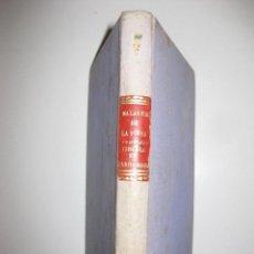 Libros antiguos: MALALTIES DE LA VINYA. JOAQUIM AGUILERA.1898. REGALO DE LA VANGUARDIA A SUS SUSCRIPTORES.. Lote 46165573