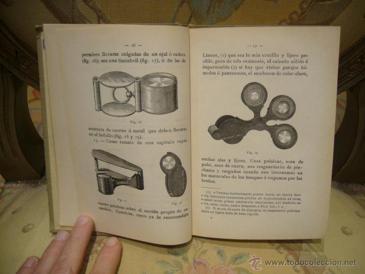 Manual Practico Del Botanico Herborizador, De D