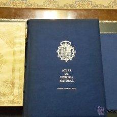 Libros antiguos: ATLAS DE HISTORIA NATURAL FELIPE II. Lote 46761111