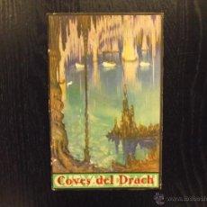Libros antiguos: LES COVES DEL DRACH A PORTO CRISTO, ILLA DE MALLORCA, CUEVAS DEL DRACH, MANACOR. Lote 47029646