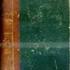 Libros antiguos: CIRODDE : LECCIONES DE GEOMETRÍA (1858) CON 19 LÁMINAS DESPLEGABLES. Lote 47125505