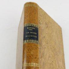 Libros antiguos: L- 663. LES ÉNIGMES DE L'UNIVERS. ERNEST HAECKEL. EN FRANCES. LIBRAIRIE C. REINWALD. PARIS. 1902.. Lote 47357814