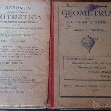 Libros antiguos: LOTE LIBROS PARA ESTUDIO. Lote 47422689