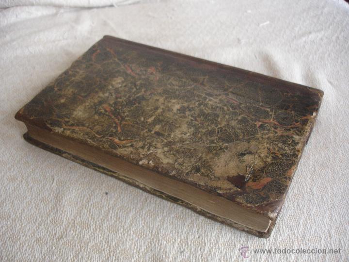 Libros antiguos: Lecciones de historia natural BOTANICA 1845 - Foto 14 - 47650582