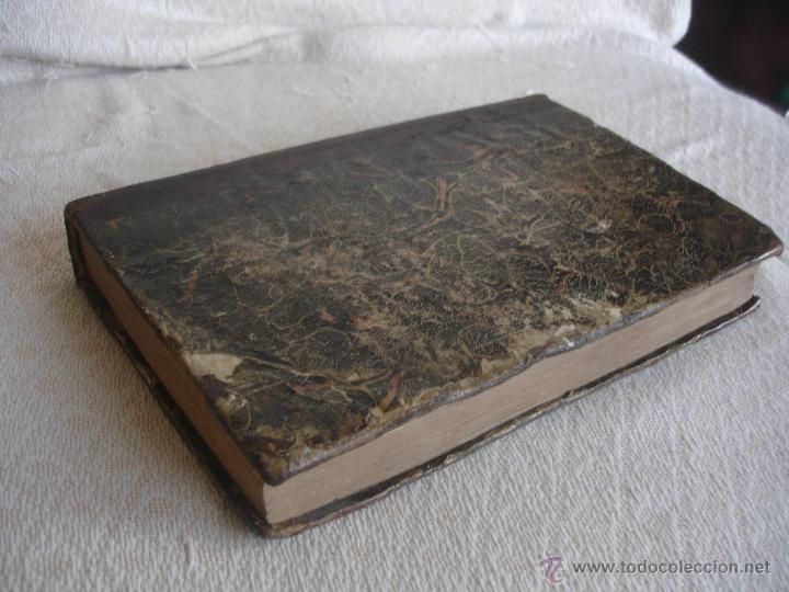 Libros antiguos: Lecciones de historia natural BOTANICA 1845 - Foto 15 - 47650582