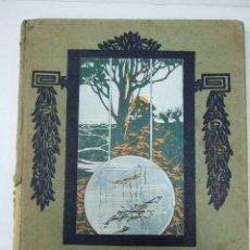 Libros antiguos: EL LIBRO DE LA NATURALEZA - MANUEL GALAN Y ANGEL BUENO - 40 FOTOS - HIJOS S. RODRIGUEZ - BURGOS. Lote 47820011