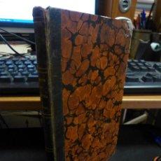 Livros antigos: EL NUEVO SISTEMA LEGAL DE PESAS Y MEDIDAS PUESTO AL ALCANCE DE TODOS, POR MELITON MARTIN, DE 1858. Lote 48260250