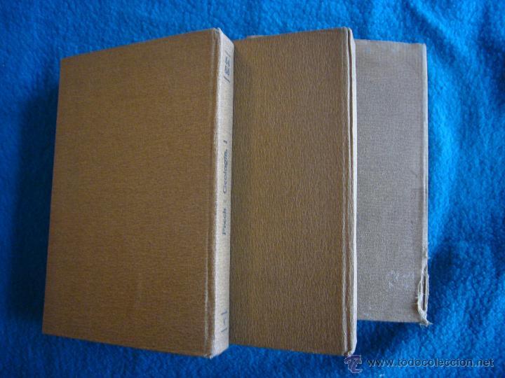 Libros antiguos: FRITZ FRECH: - GEOLOGIA - (TOMOS I, II Y III) (BARCELONA, LABOR, 1929) - Foto 3 - 48429310