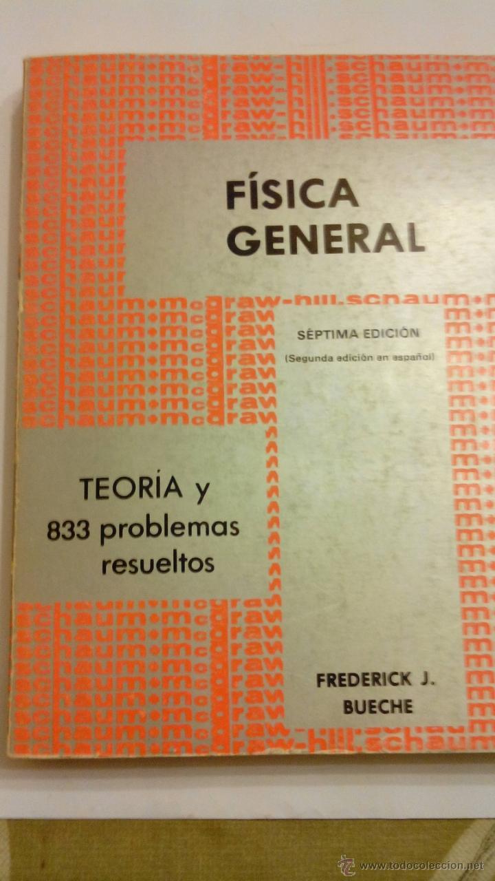 libro de fisica general frederick j.bueche