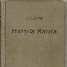 Libros antiguos: HISTORIA NATURAL. Lote 48571845