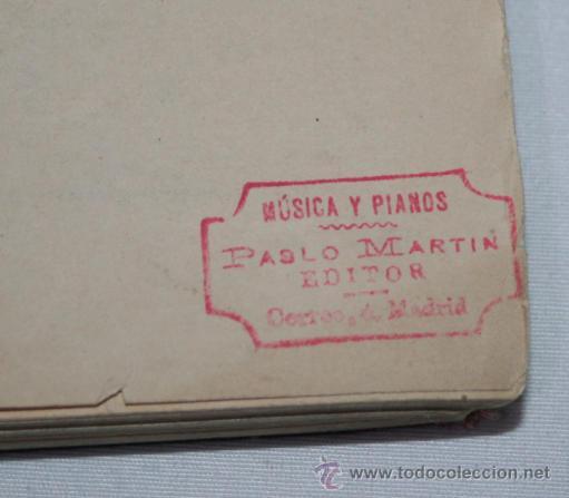 Libros antiguos: BEETHOVEN, EDICION PETERS, PIANO SOLO, + SONATAS DE MOZART LIBRO ANTIGUO DE MUSICA DE 1915 - Foto 6 - 48647596