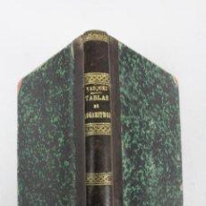 Libros antiguos: L- 1090TABLAS DE LOS LOGARITMOS VULGARES Y LINEAS TRIGONOMETRICAS. MADRID. 1897. VICENTE VAZQUEZ QUE. Lote 48774339