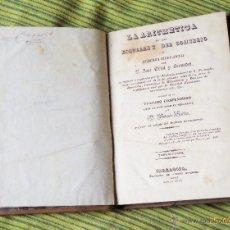 Libros antiguos: LA ARITMETICA DE LAS ESCUELAS Y DEL COMERCIO, TARRAGONA 1840, TOMO 2. Lote 49062748