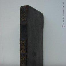 Libros antiguos: LIVRO DE AGRICULTURA. LIBRO DE AGRICULTURA. JOAM ANTONIO GARRIDO. LISBOA 1749. EN PORTUGUES. Lote 49186444