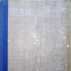 Libros antiguos: 1916 - 1917 - 1921 RECOPILACIÓN ESCRITOS METEOROLOGÍA JOSE GALBIS. Lote 49268125