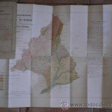 Libros antiguos: CUTANDA, VICENTE : FLORA COMPENDIADA DE MADRID Y SU PROVINCIA. Lote 49291508