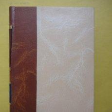 Libros antiguos: OBRAS COMPLETAS DE BUFFON. TOMO XXXIV. ÍNDICE DE LA OBRA. AÑO 1849. Lote 49615869