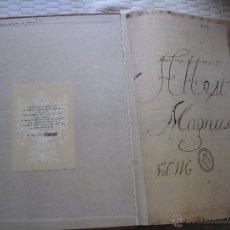 Libros antiguos: DE NATURA RERUM (LIB. IV-XII). TACUINUM SANITATIS. CODICE C-67. 1974. EJEMPLAR Nº 0440 DE 1500. Lote 49738913