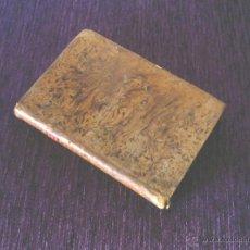 Libros antiguos: TRATADO DE LAS FLORES, D. CLAUDIO BAUTELOU; D. ESTEVAN BAUTELOU. 1804. Lote 39331907
