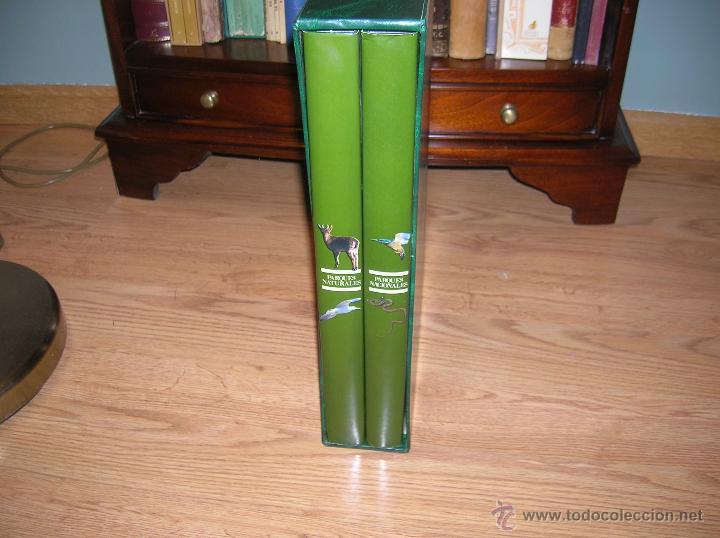 CONOZCA ESPAÑA. PARQUES NATURALES (Libros Antiguos, Raros y Curiosos - Ciencias, Manuales y Oficios - Bilogía y Botánica)