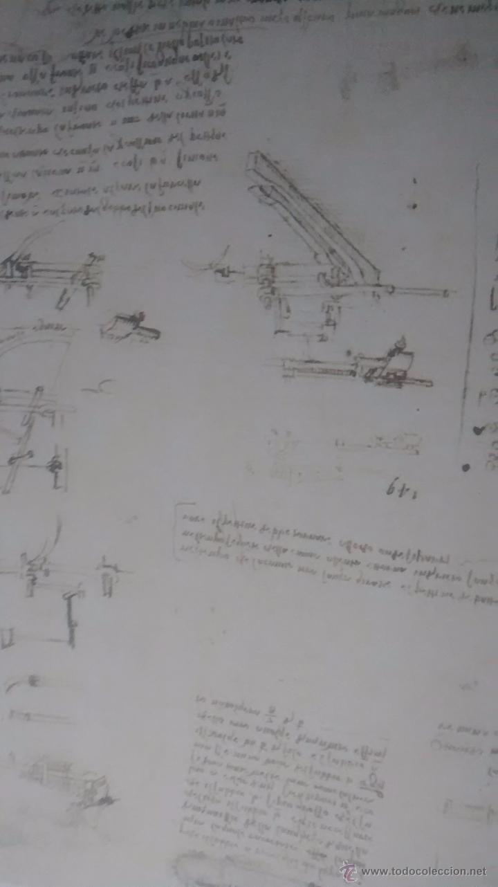 Libros antiguos: LEONARDO DA VINCI / EL CODICE ATLANTICO / VOLUMEN 13 / AUGUSTO MARINONI / 1ª EDICION / 2008 - Foto 3 - 48269280