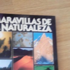 Libros antiguos: MARAVILLAS DE LA NATURALEZA. Lote 50035352