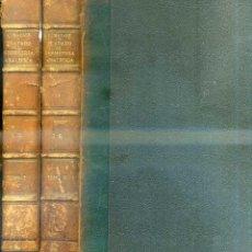 Libros antiguos: MATAIX ARACIL : TRATADO DE GEOMETRÍA ANALÍTICA (MADRID, 1919) DOS TOMOS. Lote 50072294