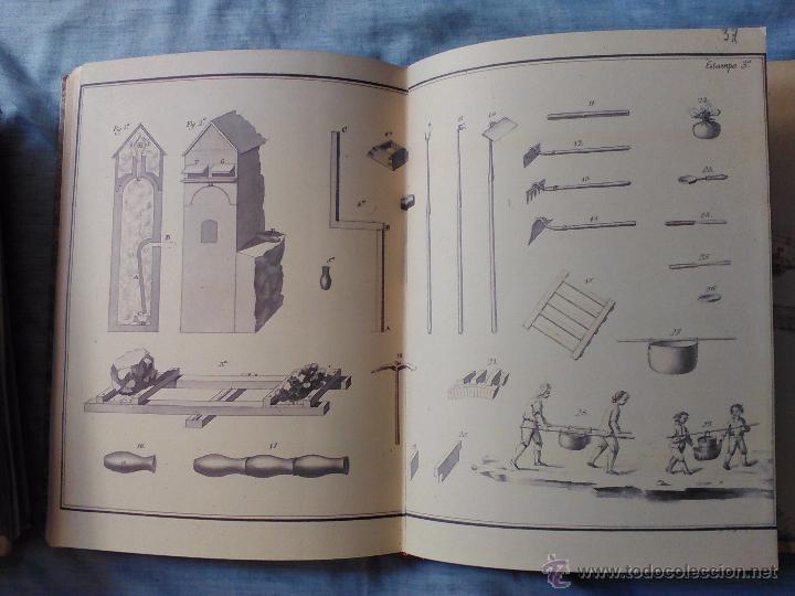 Libros antiguos: Memoria de las Reales Minas de Almadén.1783.Agustín de Betancourt. - Foto 6 - 50107262
