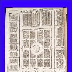 Libros antiguos: JARDINERÍA, 1739. FRANCIA. INSTRUCTION POUR LES JARDINS FRUITIERS ET POTAGERS. DOS TOMOS. Lote 50183100