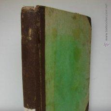 Libros antiguos: ELEMENTOS DE HISTORIA NATURAL. JOSE ROSADO Y CAMBRILES. 1885. PRIMERA EDICION. Lote 50744401