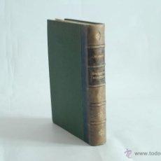 Libros antiguos: GEOLOGÍA AGRÍCOLA POR D. JUAN VILANOVA Y PIERA. MADRID 1879.. Lote 51001168