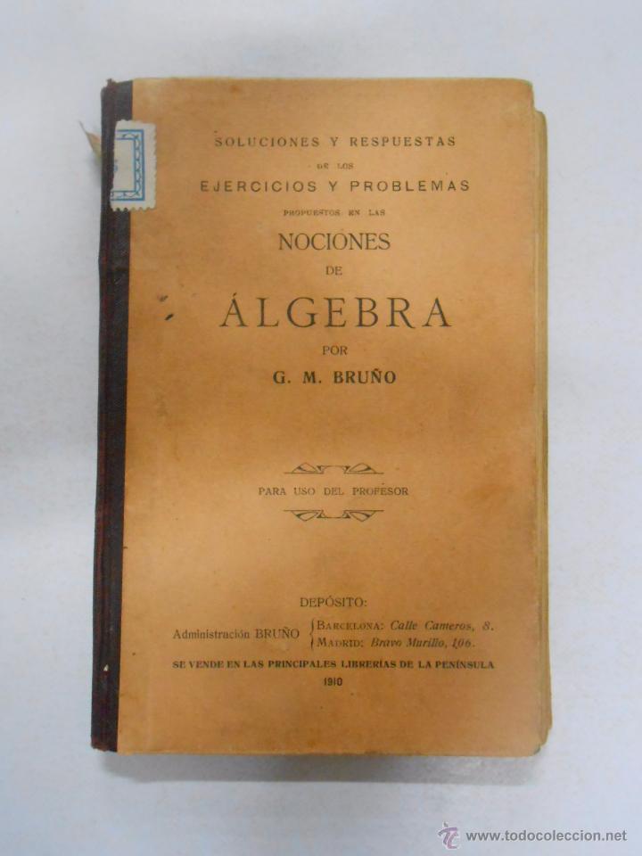 soluciones y respuestas, ejercicios y problemas - Comprar Libros ...