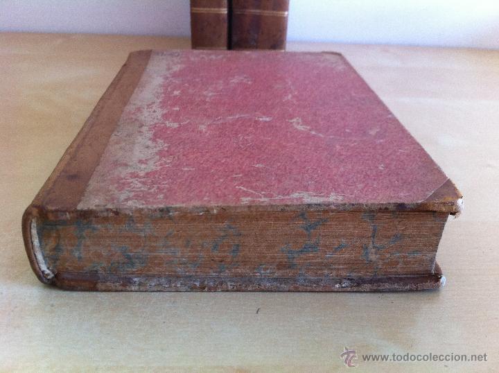 Libros antiguos: TRATADO SOBRE EL MOVIMIENTO DE LAS AGUAS. JOSÉ MARIANO VALLEJO 3 TOMOS. IMP.D.MIGUEL DE BURGOS. 1833 - Foto 6 - 37194969