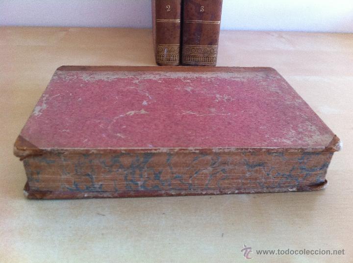Libros antiguos: TRATADO SOBRE EL MOVIMIENTO DE LAS AGUAS. JOSÉ MARIANO VALLEJO 3 TOMOS. IMP.D.MIGUEL DE BURGOS. 1833 - Foto 7 - 37194969