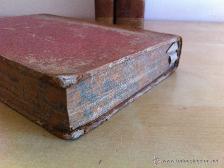 Libros antiguos: TRATADO SOBRE EL MOVIMIENTO DE LAS AGUAS. JOSÉ MARIANO VALLEJO 3 TOMOS. IMP.D.MIGUEL DE BURGOS. 1833 - Foto 9 - 37194969
