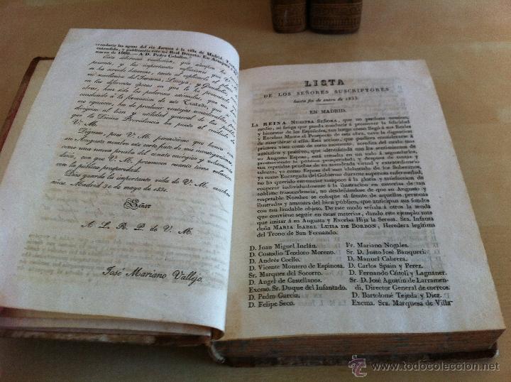 Libros antiguos: TRATADO SOBRE EL MOVIMIENTO DE LAS AGUAS. JOSÉ MARIANO VALLEJO 3 TOMOS. IMP.D.MIGUEL DE BURGOS. 1833 - Foto 15 - 37194969