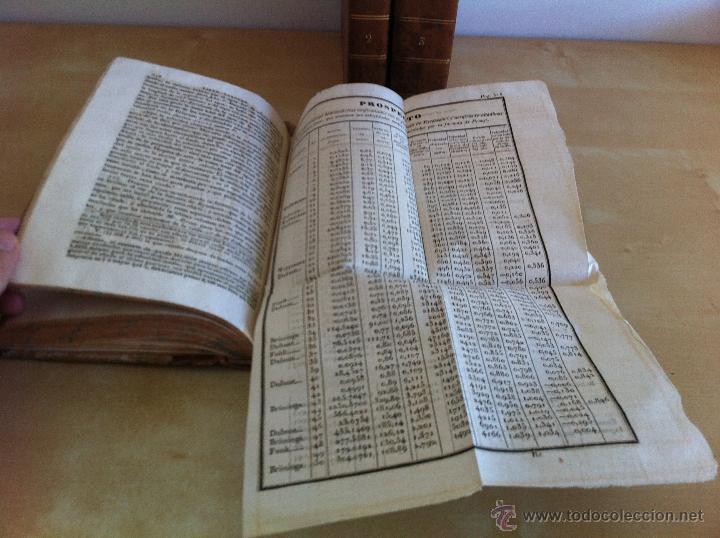 Libros antiguos: TRATADO SOBRE EL MOVIMIENTO DE LAS AGUAS. JOSÉ MARIANO VALLEJO 3 TOMOS. IMP.D.MIGUEL DE BURGOS. 1833 - Foto 18 - 37194969