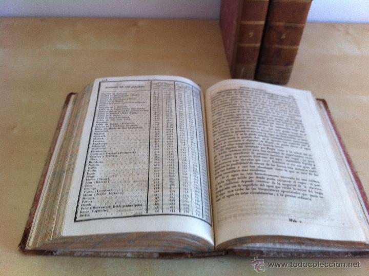 Libros antiguos: TRATADO SOBRE EL MOVIMIENTO DE LAS AGUAS. JOSÉ MARIANO VALLEJO 3 TOMOS. IMP.D.MIGUEL DE BURGOS. 1833 - Foto 19 - 37194969