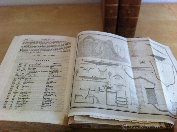 Libros antiguos: TRATADO SOBRE EL MOVIMIENTO DE LAS AGUAS. JOSÉ MARIANO VALLEJO 3 TOMOS. IMP.D.MIGUEL DE BURGOS. 1833 - Foto 20 - 37194969